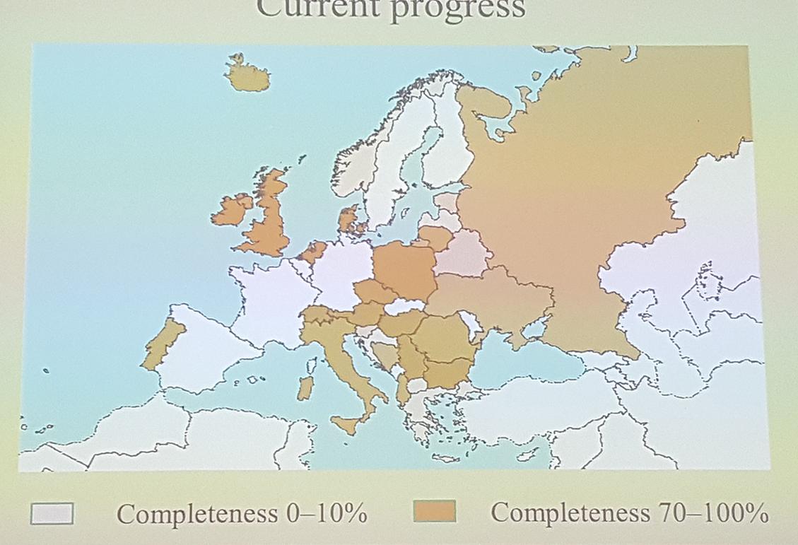 Completeness of EMMA2 (Photo: Dennis Wansink)