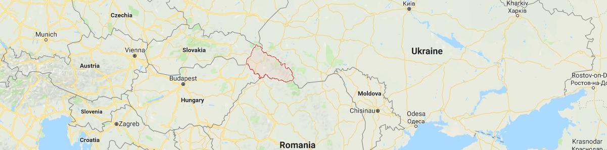 Location Small mammal camp Ukraine 2019