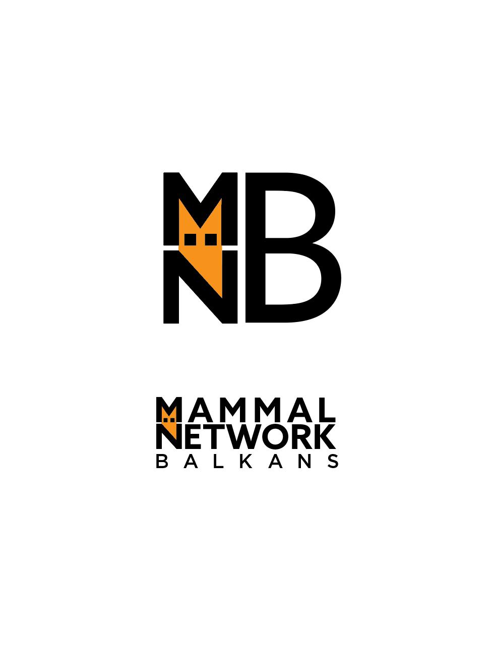 Logo Mammal Network Balkans