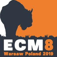 Logo 8th European Congress of Mammalogy