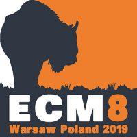 Logo 8th European Congress of Mammalogy